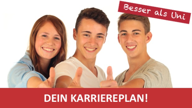 Besser als uni welche karrierechancen er ffnet for Management studium nc